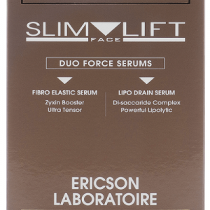 SLIM FACE LIFT E2115 Duo Force Serums